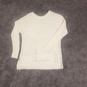 White Comfy Sweater